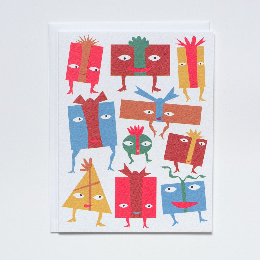 Party Time Presents Card