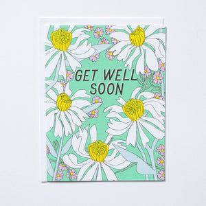 Load image into Gallery viewer, Get Well Soon Card