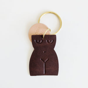 Load image into Gallery viewer, Nude Key Fob