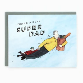 Load image into Gallery viewer, Super Dad! Card
