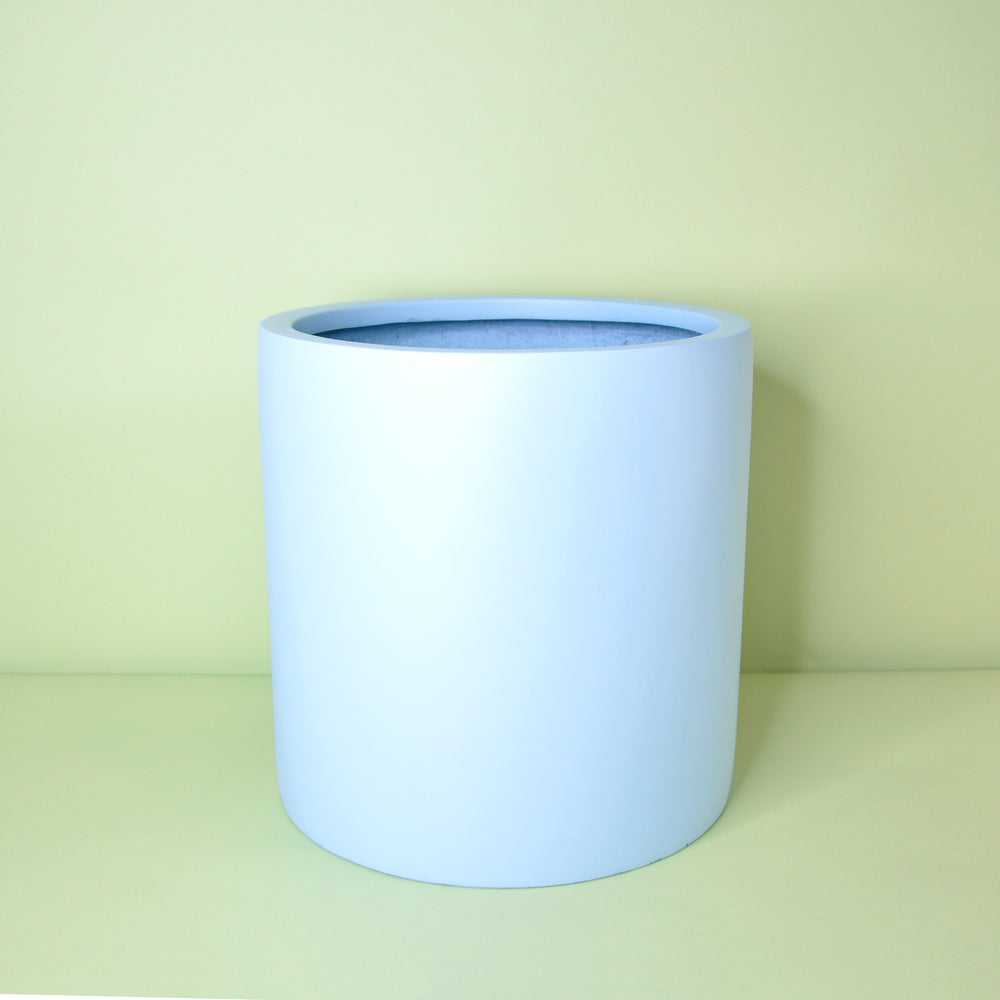 Large Coastal Blue Planter