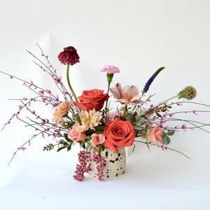 Load image into Gallery viewer, Medium Handmade Ceramic Vase Arrangement