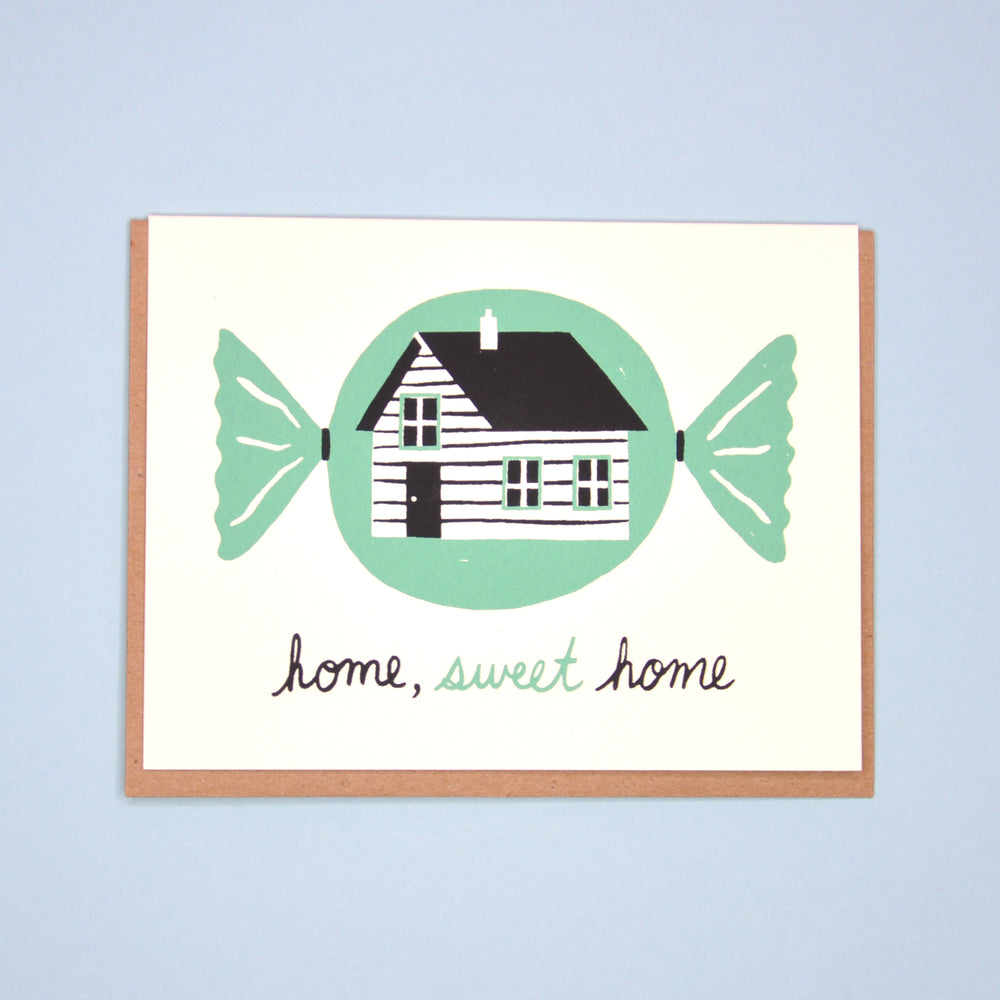 Home Sweet Home Card