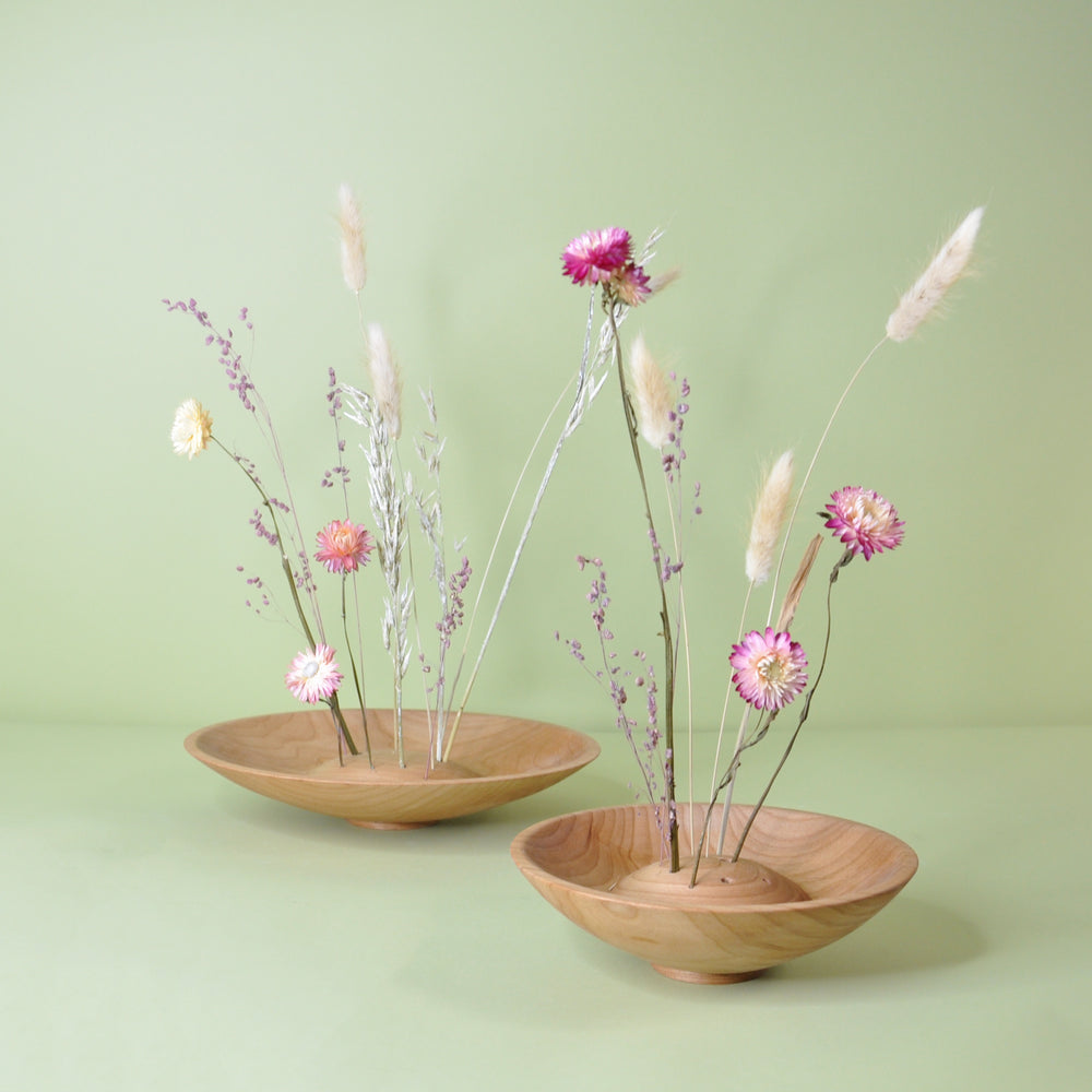 Load image into Gallery viewer, Ikebana Dried Flower Bowl