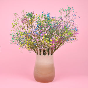 Load image into Gallery viewer, Ombre Loopy Vase