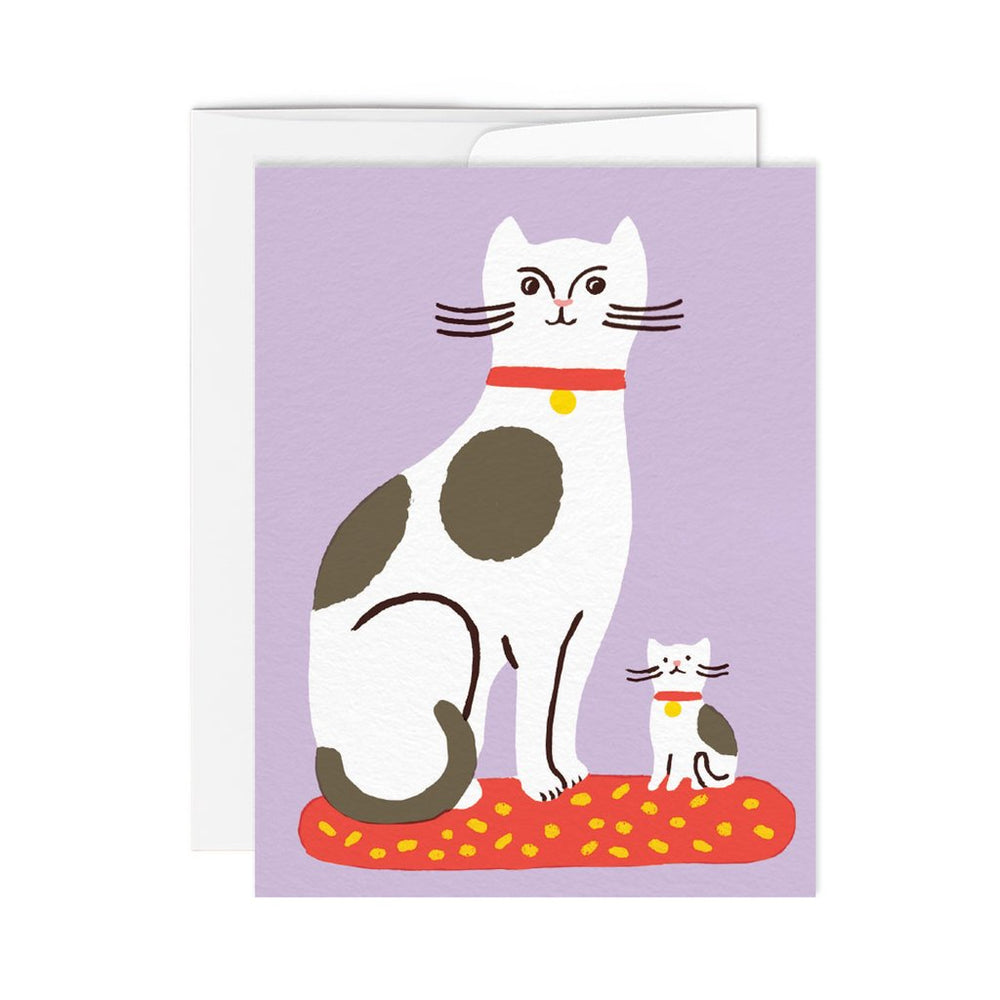 Mini Me Cat Card