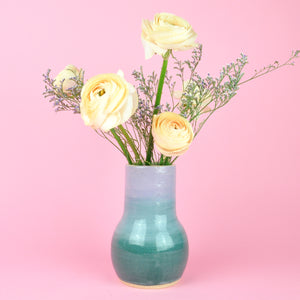Load image into Gallery viewer, Ombre Curvy Vase