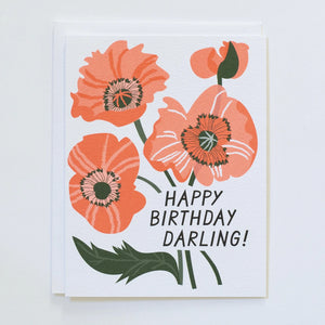Load image into Gallery viewer, Happy Birthday Darling Card