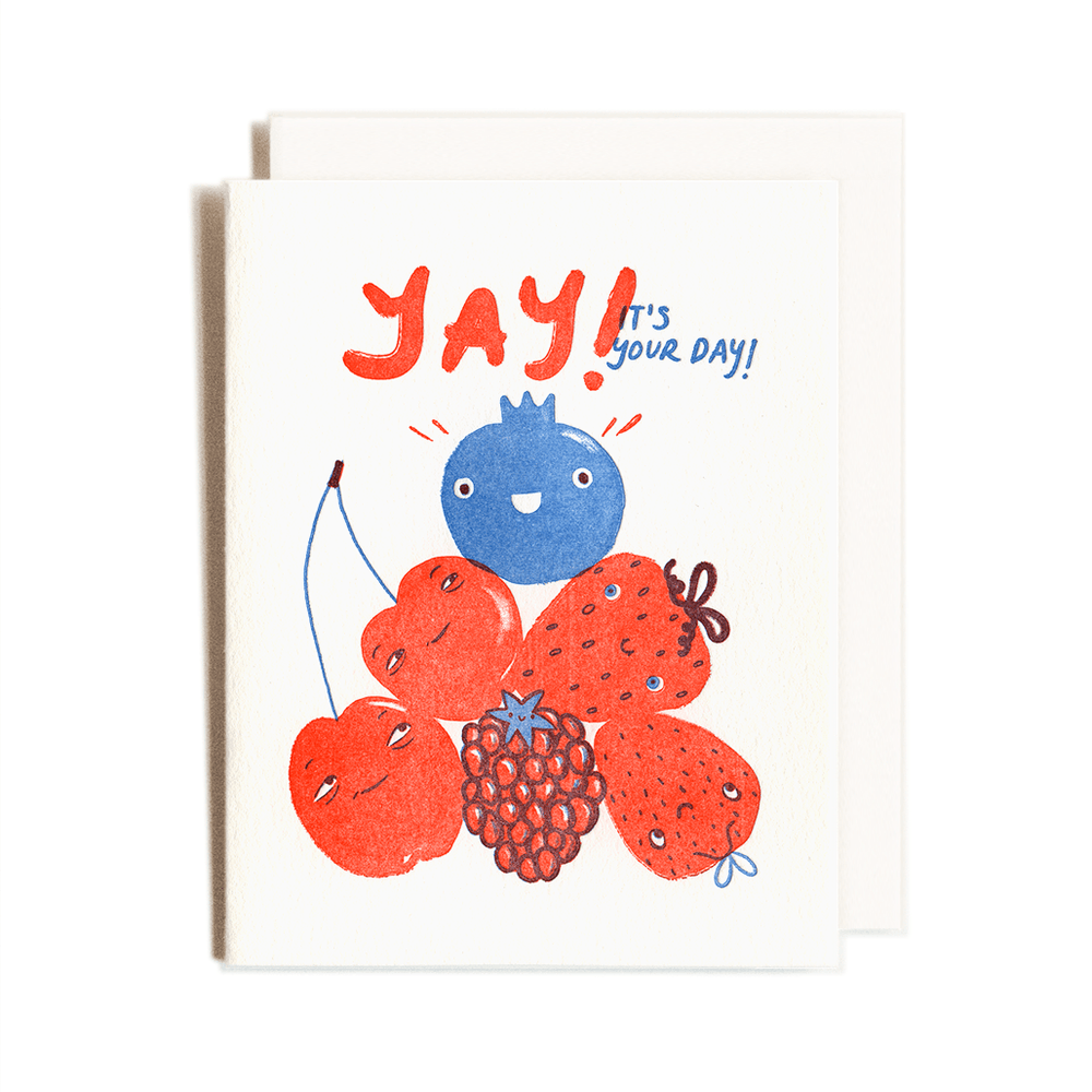 It's Your Day Card