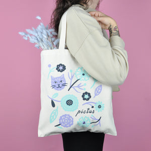 Load image into Gallery viewer, Pictus Tote Bag