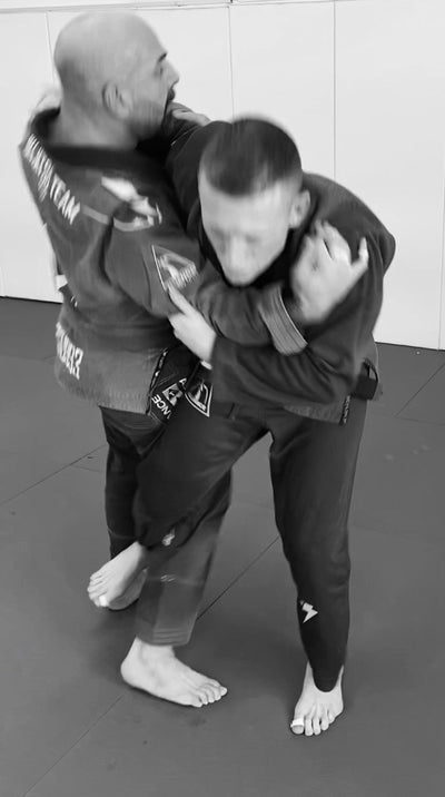 Less F***ing Around & More Training of Takedowns