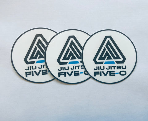 Logo Decal 3 Pack