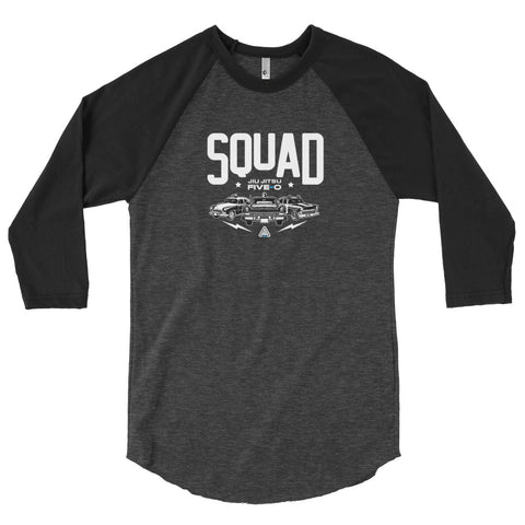 SQUAD Long Sleeve Tee