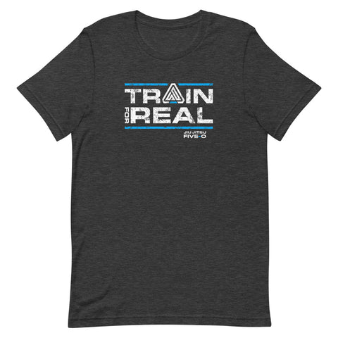 Train For Real Tee