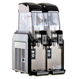 Elmeco First Class 2 Bowl Granita Machine