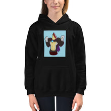Load image into Gallery viewer, Tiffany the Destroyer Kids Hoodie