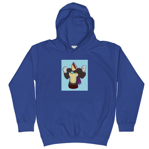 Tiffany the Destroyer Kids Hoodie