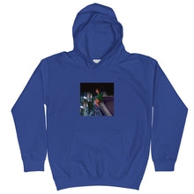 Load image into Gallery viewer, Sitting Above Kids Hoodie