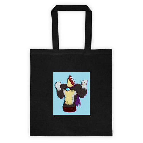 Tiffany the Destroyer Tote bag