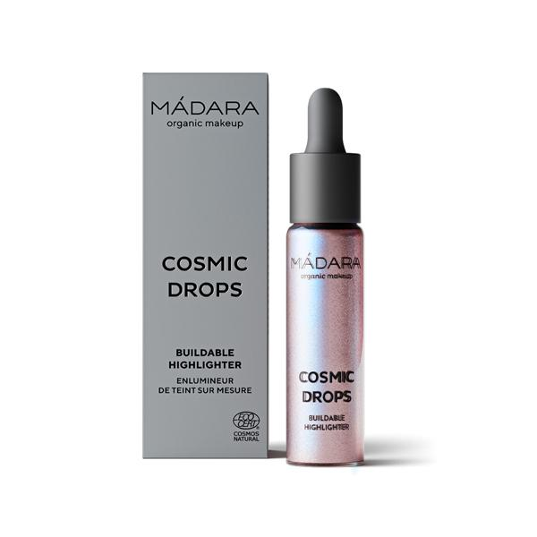 Madara Cosmic Drops Buildable Highlighter 4 Aurora Borealis - 13.5ml