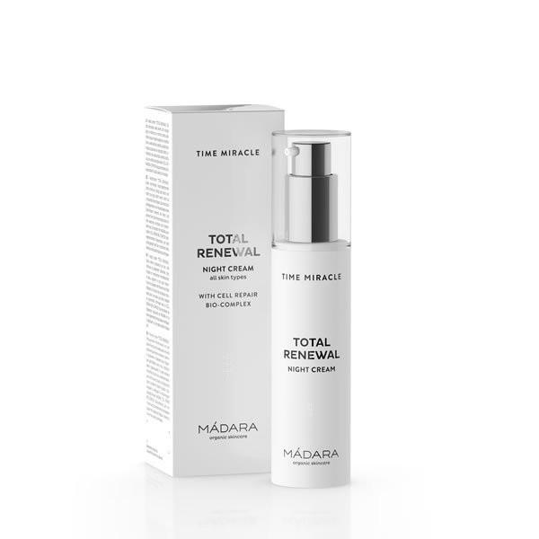 Mádara crema de Noche Time Miracle 50 ml