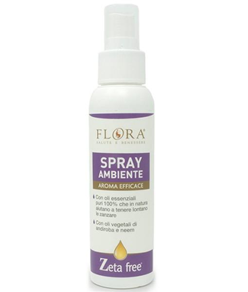 Spray Antimosquitos ambiental Flora 100 Ml