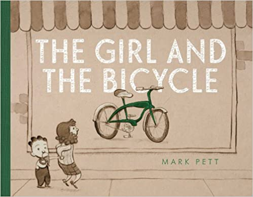 The Girl and the Bicycle Hardcover – Picture Book