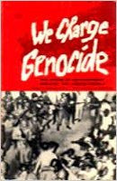 We Charge Genocide by William L. Patterson