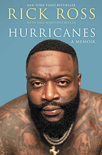 Hurricanes: A Memoir  By: Rick Ross