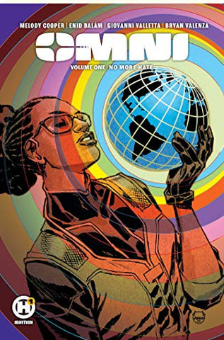 Omni Vol. 2: No More Hate by Melody Cooper