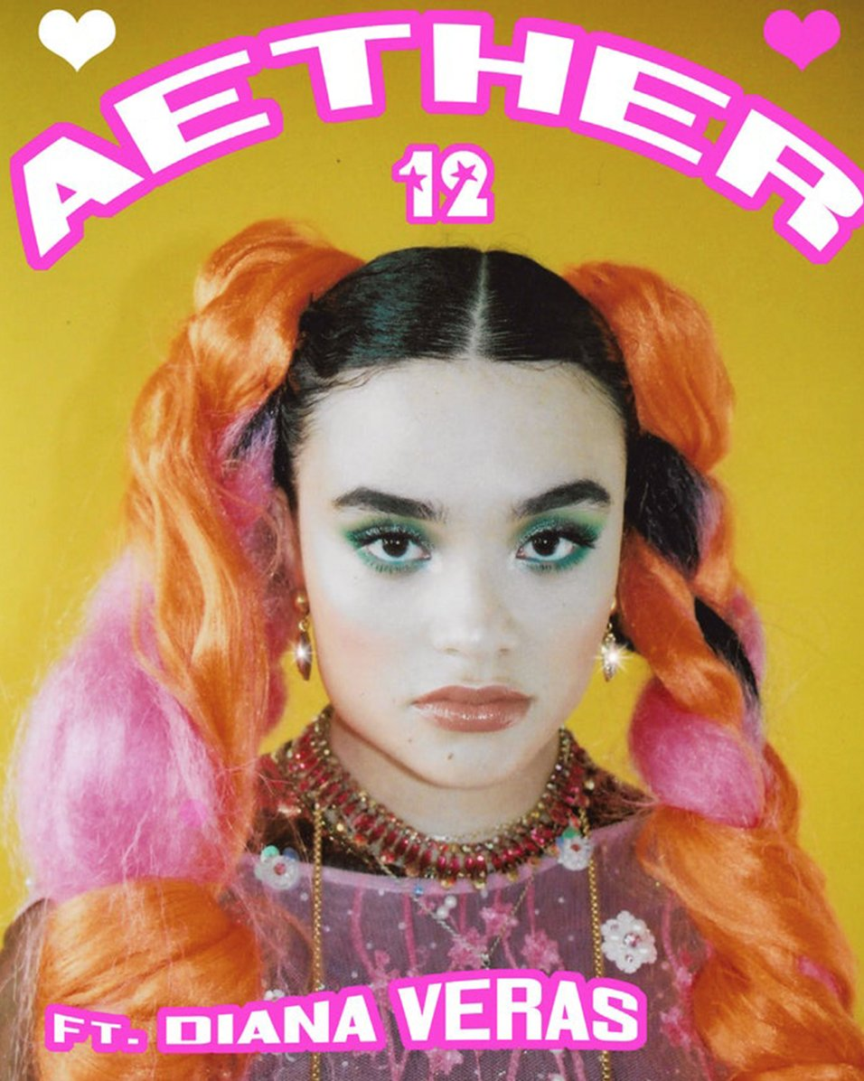 Aether Magazine Cover