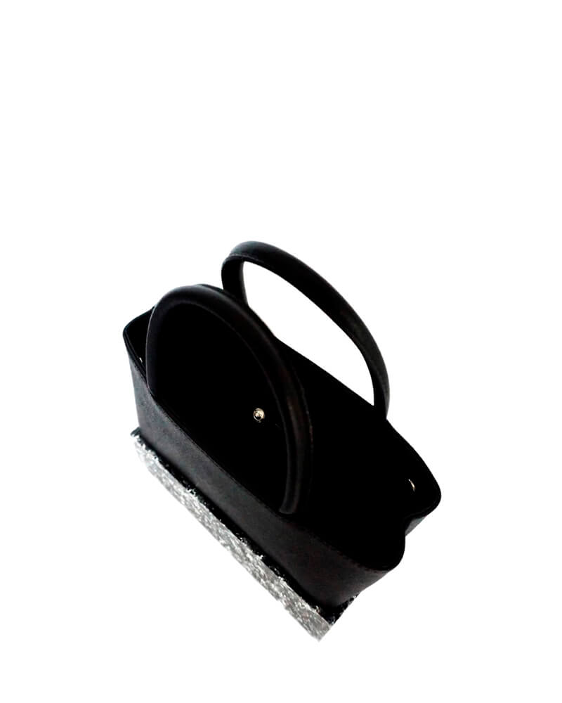 L'alingi London Nora Black Luxury Handbag