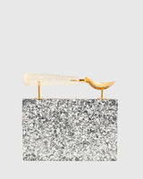 L'alingi London Jasmina Fever Luxury Clutch