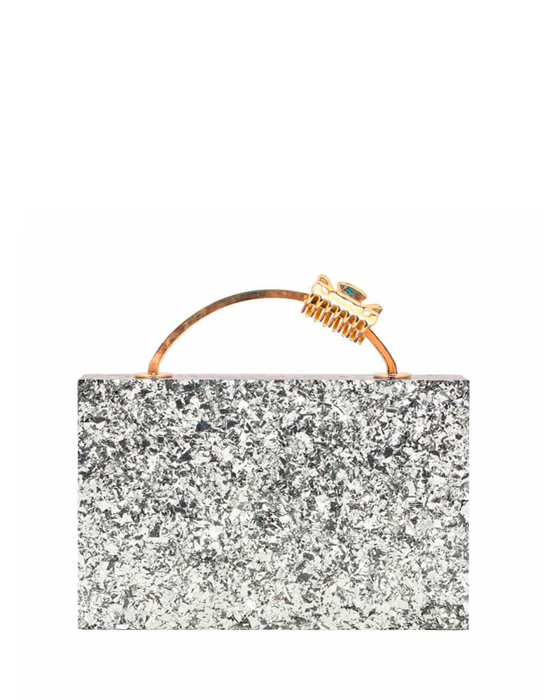 L'alingi London Halana Classic Luxury Clutch