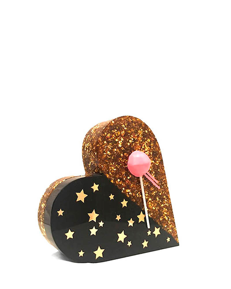 L'alingi London Love Luxury Clutch
