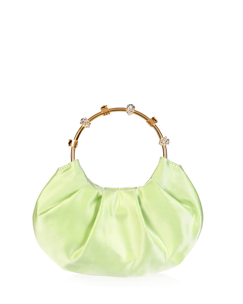 L'alingi London Pouch Mint Luxury Clutch