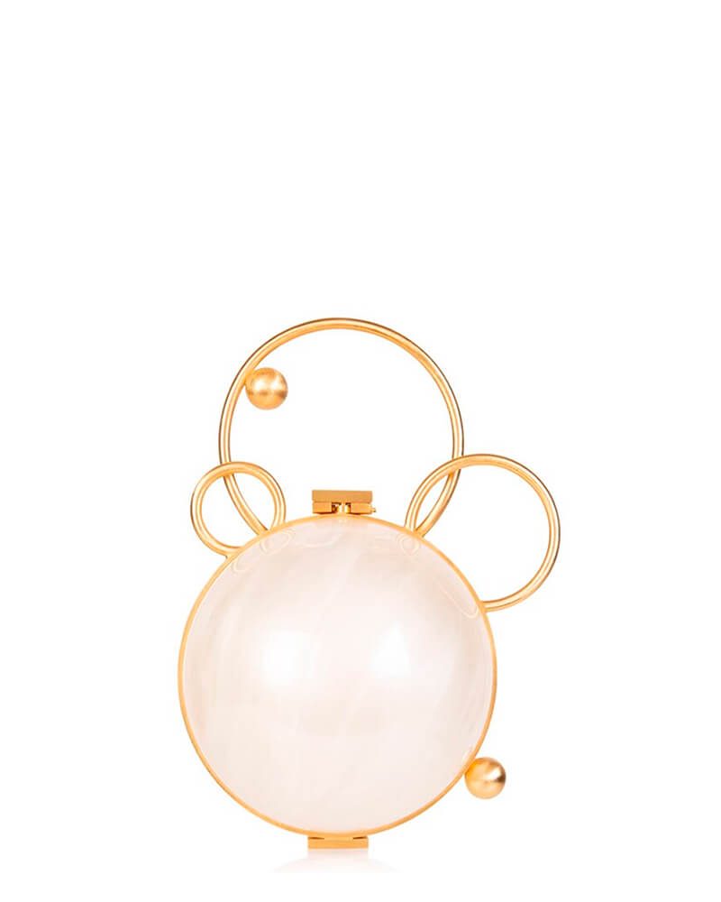 L'alingi London Pearl Luxury Clutch