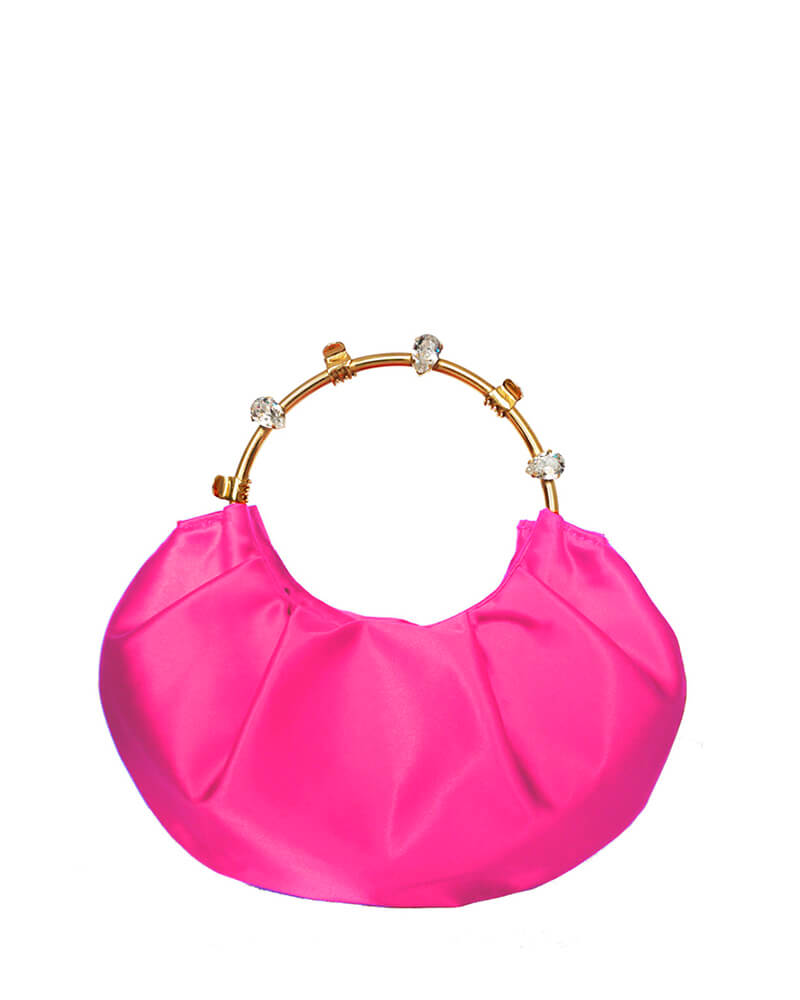 L'alingi London Pouch Pink Luxury Clutch