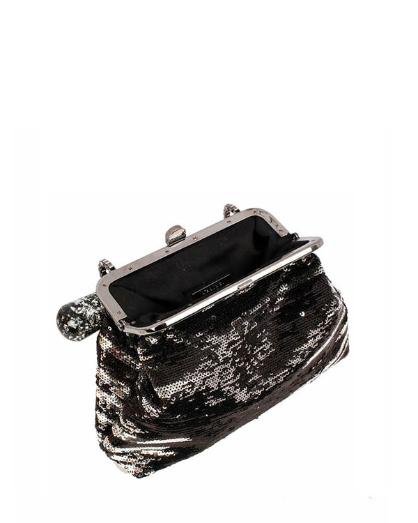 L'alingi London Jasmina Pistol Purse Luxury Clutch