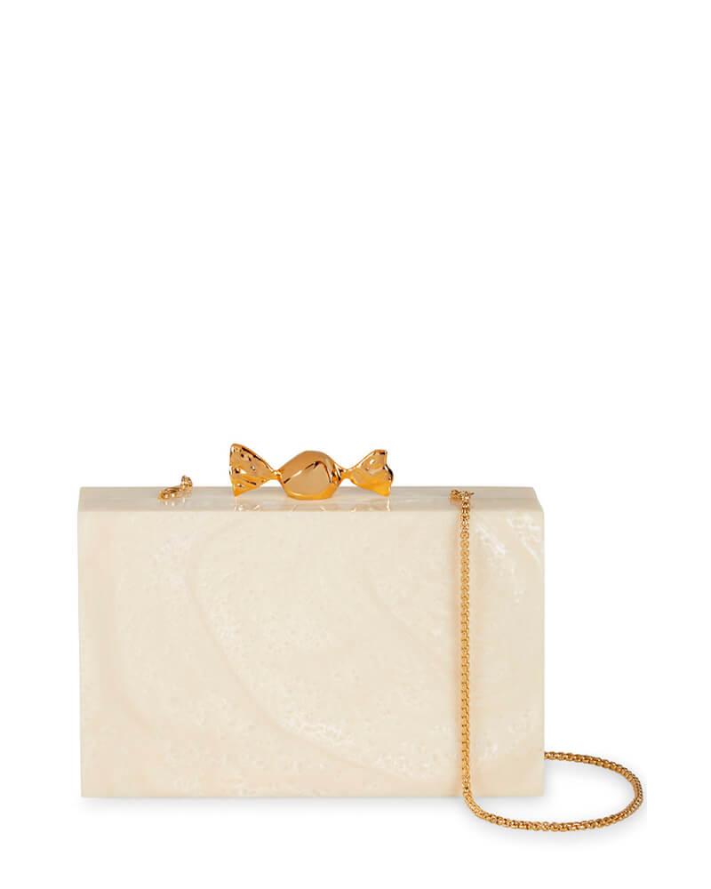 L'alingi London Tutsi Nude Luxury Clutch