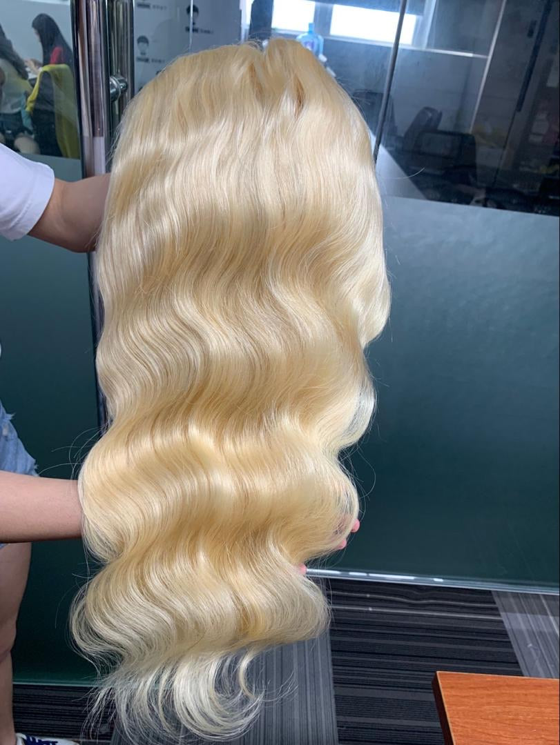 13x4 613 Frontal Wigs
