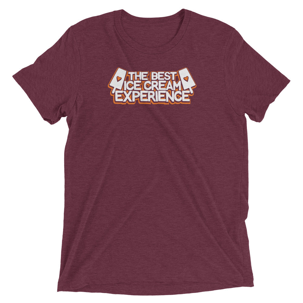 Best ice Cream Experience - t-shirt