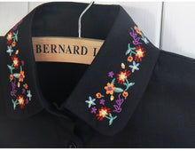 Load image into Gallery viewer, Floral Fancy Detachable Collar