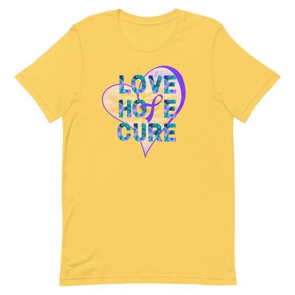 Alzheimers Awareness, Crohns Awareness, Cancer Awareness, Awareness Tees, Graphic Tees, Comfy T-shirts, Loungewear
