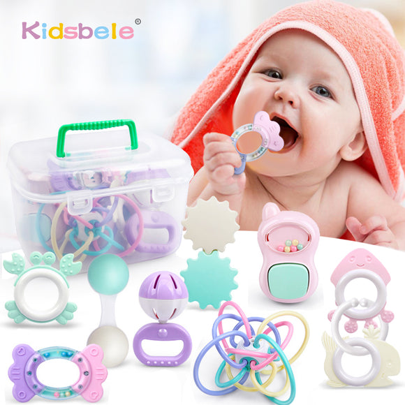 Shaking Bell Infant Toys
