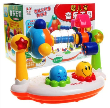 Musical Rotating Lighting Baby Toys