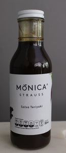 "Salsa Teriyaki ""Monica Strauss"""