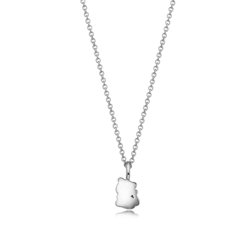Sterling Silver Mini Chinese Zodiac Tiger Necklace