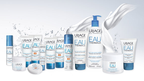 URIAGE MOISTURIZERS AND EMOLLIENTS