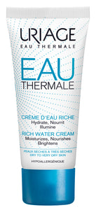 EAU THERMALE - Rich Water Cream